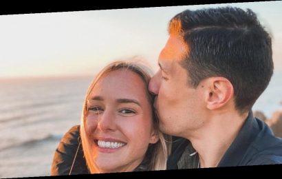 Off the Market! Bachelorette's John Graham Is Engaged to GF Brittni Nowell