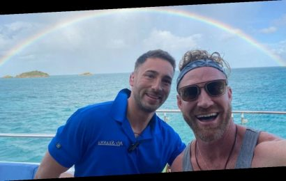 Below Deck charter guest Charley Walters dishes third time on Bravo show, talks large crew tip