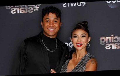 Jeannie Mai's 'DWTS' Pro Brandon Armstrong Sends Love After Hospitalization
