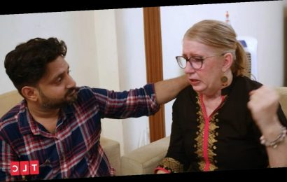 Latest confrontation with Sumit's parents has Jenny ready to return to America