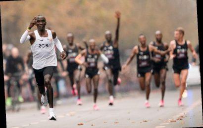 Record-Breaking Marathon Runner Eliud Kipchoge Getting Doc Treatment From Ridley Scott Creative Group; Dogwoof On Sales