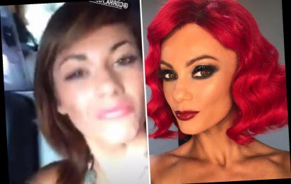 Strictly's Dianne Buswell is unrecognisable without her trademark red hair in throwback video