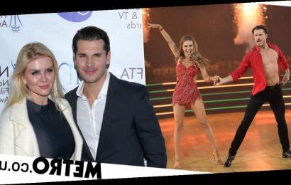 Chrishell Stause denies having affair with Gleb Savchenko as he splits from wife
