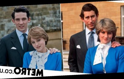 Royal expert suggests Prince Charles was 'faithful' to Diana after The Crown