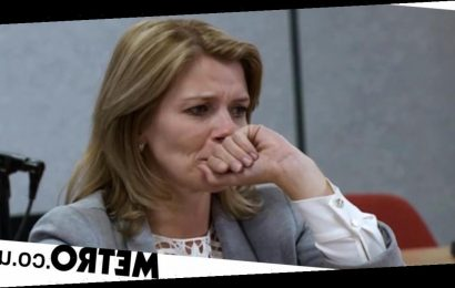 Spoilers: Broken Leanne pleads with the court to save Oliver in Corrie