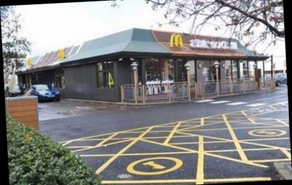 McDonald's Drive-Thru, takeaway and delivery services will stay open through lockdown