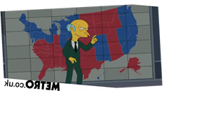 Did Simpsons 'predict' yet another US election development?