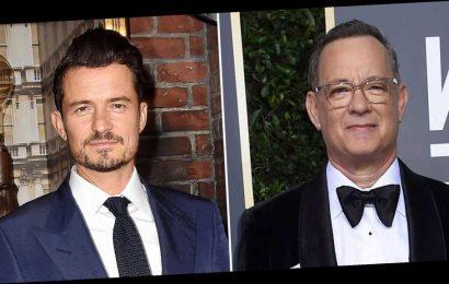 Stars Affected by Coronavirus: Tom Hanks, Orlando Bloom and More