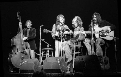 'Human Highway': Piecing Together the Great CSNY Album That Never Was