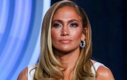 Jennifer Lopez Is Sexy, Strong & Completely Naked in This Announcement for Her New Single