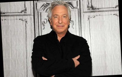 Alan Rickman's Diaries, Spanning 25 Years of His Life, Will Be Released as a Book
