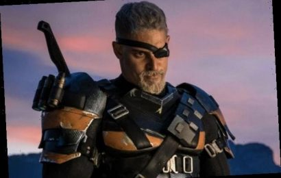 Joe Manganiello New Deathstroke Look for Zack Snyder's 'Justice League'