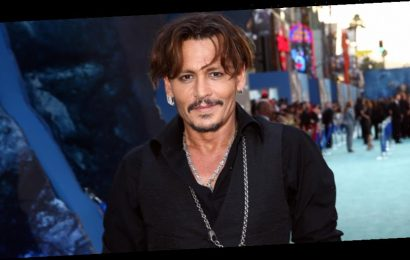 Johnny Depp Resigns From 'Fantastic Beasts' Amid Allegations