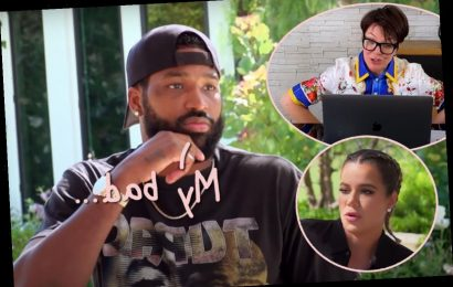 KUWTK Season Finale: Tristan Thompson Approaches Kris Jenner To Make Amends For Cheating Scandals!