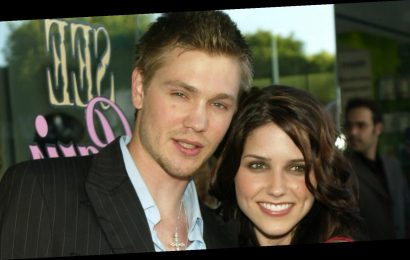Strange things about Chad Michael Murray and Sophia Bush's marriage