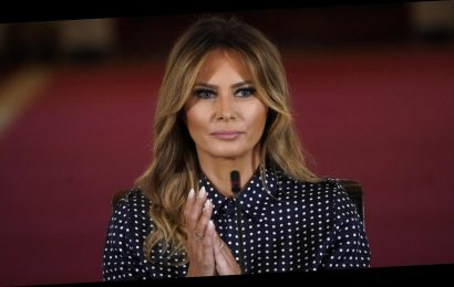 This is how Melania Trump reacted to Donald Trump's election loss