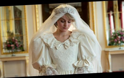 Why you didn't see Charles and Diana's wedding in The Crown