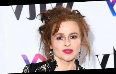 Who is Helena Bonham Carter's much younger boyfriend?