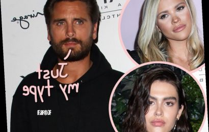 Sofia Richie 'Grew Up' With Scott Disick's New Fling Amelia Hamlin & It's 'Definitely Weird' For Her To See Them Together…