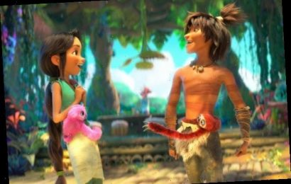 'The Croods: A New Age' Takes In $2.7 Million on Pandemic-Stricken Thanksgiving