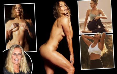 Jennifer Lopez and Jennifer Aniston's perfect post-50 physique must NOT become the new normal says Ulrika Jonsson