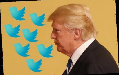 Twitter Slaps New Label on Trump's False Victory Claim