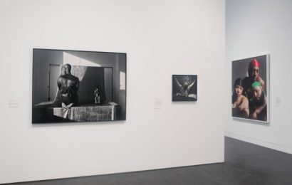 Inside John Edmonds' Solo Exhibit 'A Sidelong Glance' at Brooklyn Museum