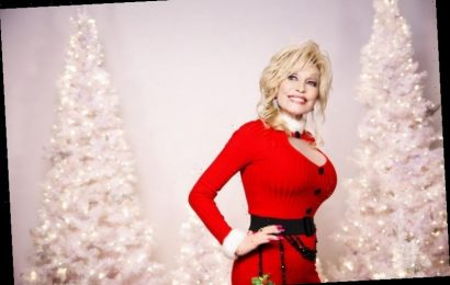 Dolly Parton to star in 'A Holly Dolly Christmas' special to ring in holiday season