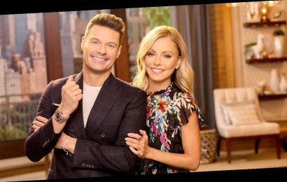 Kelly Ripa says she and co-host Ryan Seacrest have 'a weird codependency'