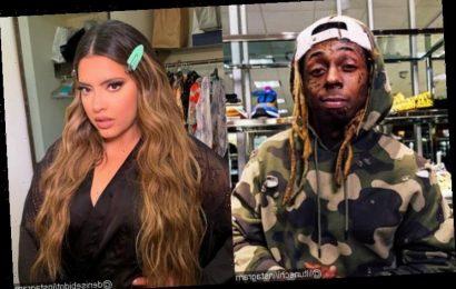 Lil Wayne's Girlfriend Denise Bidot Deletes Instagram After Denying Split Rumors