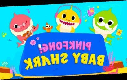 "Children's Song ""Baby Shark"" Officially Goes Diamond"