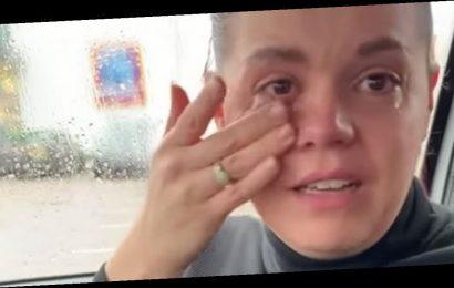 LadBaby Mum in tears recalling devastating time they were too poor to buy food