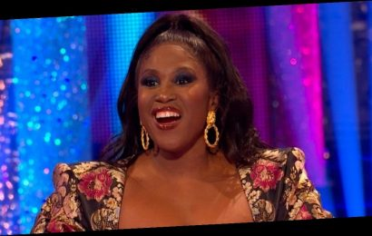 Strictly's Motsi Mabuse considering breast reduction as DD boobs get in the way
