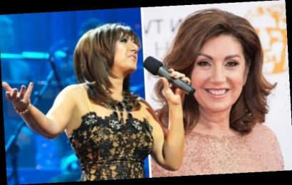 Jane McDonald: Watch the incredible performance of The Hand That Leads Me