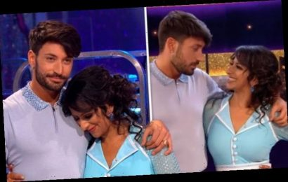 Giovanni Pernice compliments Ranvir after Viennese Waltz success 'You're beautiful'