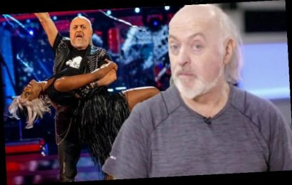 Bill Bailey details 'problem' with Charleston ahead of Strictly Come Dancing semi-final