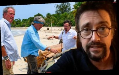 Richard Hammond issued warning over Grand Tour special 'Not encountered anything like it'