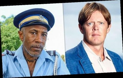 Death in Paradise: Humphrey Goodman and Dwayne Myers to 'return' as boss drops hint