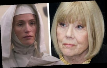 Gemma Arterton on 'cheeky' fib she told late co-star Diana Rigg about Black Narcissus role