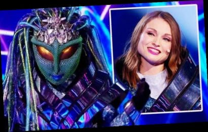 The Masked Singer: Alien star Sophie Ellis-Bextor 'didn't have input' over identity clues