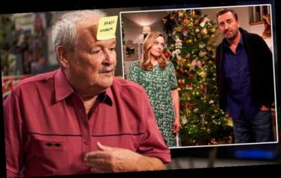 Not Going Out viewers left in tears by Bobby Ball appearance in festive special: 'So sad'