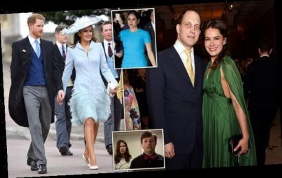 Actress Sophie Winkleman opens up on royal marriage