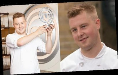 Alex Webb, 25, wins MasterChef: The Professionals