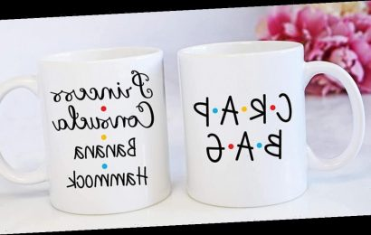 27 Hilarious Gifts Only True Friends Fans Will Get a Kick Out Of