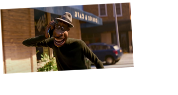 How A Poignant Line Made It Into 'Soul,' Pixar's First Black-Led Film