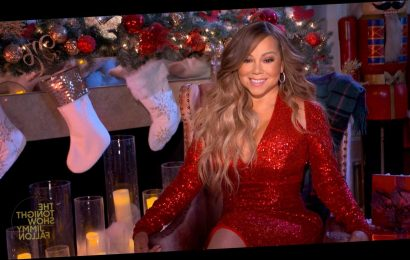 Mariah Carey Sounds Off On Look-Alike Christmas Ornament: 'Not Approved'