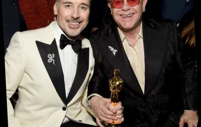 Elton John And Husband Mark 15th Anniversary With Plea For LGBTQ Equality
