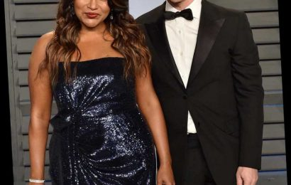 Mindy Kaling Says B.J. Novak Will Dress Up As Santa For Her Kids As New Tradition