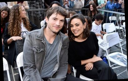 How Mila Kunis Got Over Not Liking Ashton Kutcher and Ended up Married to Him