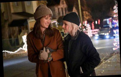 Kristen Stewart breaks streaming records in new lesbian Christmas rom-com Happiest Season